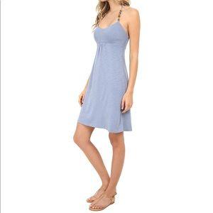 Tommy Bahama Ashby Rib Knit Halter Dress (XS)